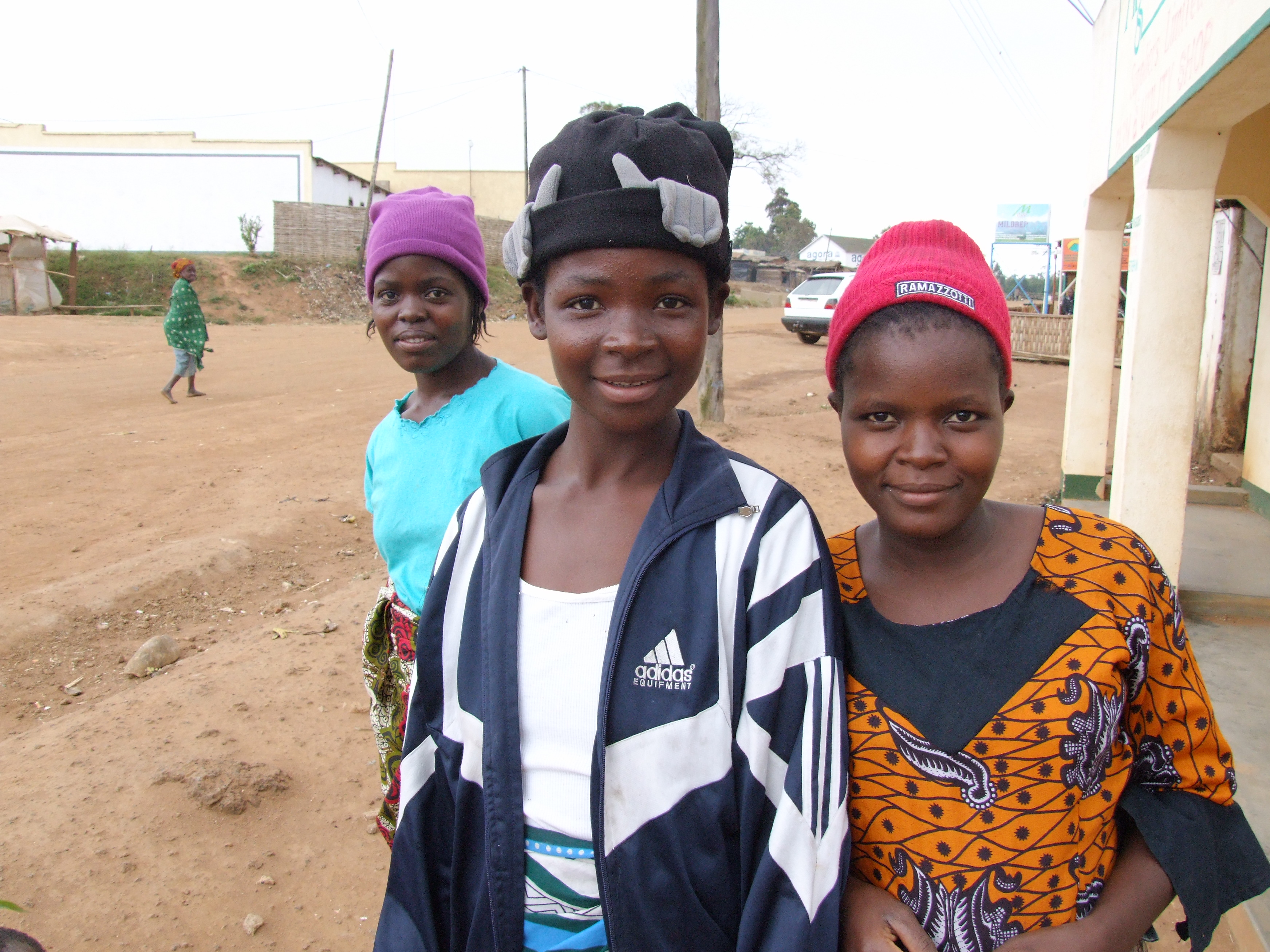 Malawi ladies